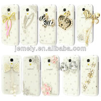pc hard case hyalin diamond case for samsung galaxy s4 mini i9190