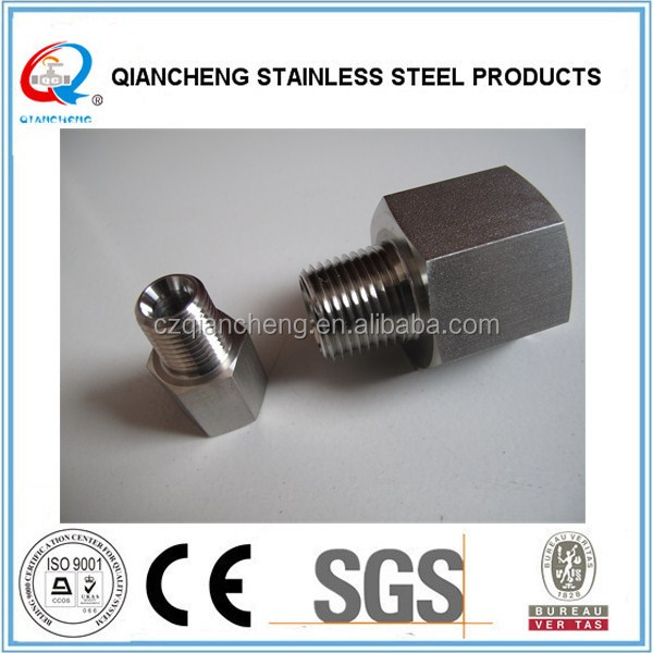 stainless steel nipple with good evaluation