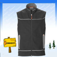 JHDM-2192 fashion mens micro fleece vest in many color