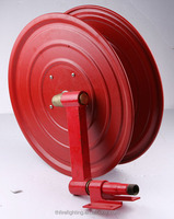2017 Red type hose reel for firefighting