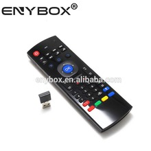 MX3 2.4GHz DSSS radio transceiver Remote Control For Android Tv Box