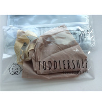 Plastic Zip Pouch Clothing Packing Bags