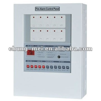 Fire Alarm Control Panel Wall Mounting Style of Accumulated Type