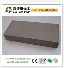 outdoor decking wpc/wood and plastic composite decking/engineering flooring