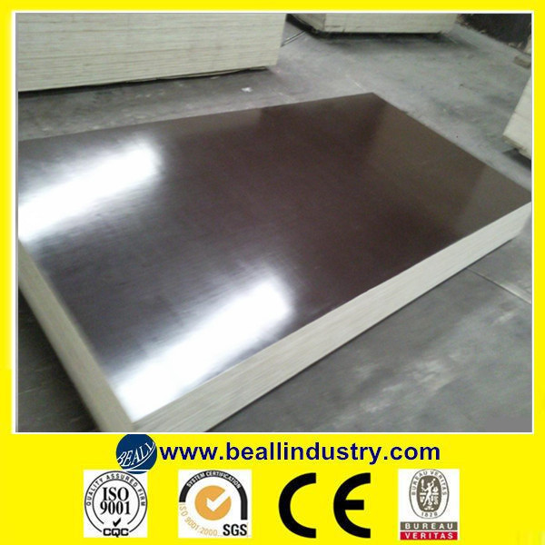New secure 310sstainless steel plate