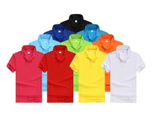 custom cotton/polyester <strong>men</strong> and women quick dry polo t-shirts