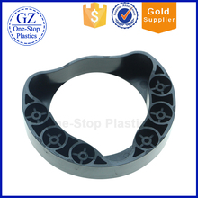 custom plastic parts make by injection molding tool
