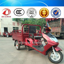 Diversified Style Three Wheel Motorcycle New Design Air Cooling Engine Trike Reasonable Electric Tricycle