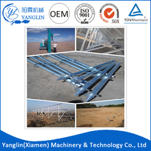Hot sales Q235 galvanized helical piling