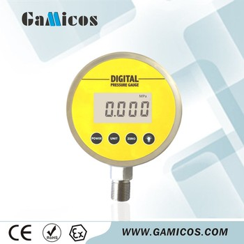 GPY116 LCD DISPLAY DIGITAL PRESSURE GAUGE