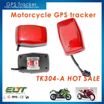 2014 high quality anti-theft portable mini gps tracker motorcycle