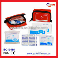 2015 emergency personal minor injury creative first aid camping portable mini travel kit bag gift present promotion