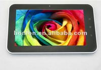 dropshipping the newest and cheapest tablet with 7 inch with usb port android 4 0 allwinner a10 tablet pc