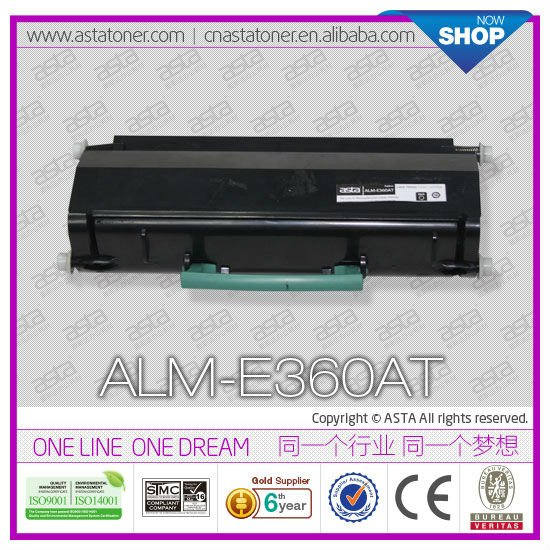 Compatible Laser Printer Cartridge E360 For Lexmark
