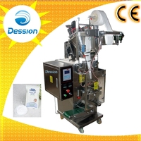 Automatic talcum powder packing machine(three/four-edge-sealing is optional)