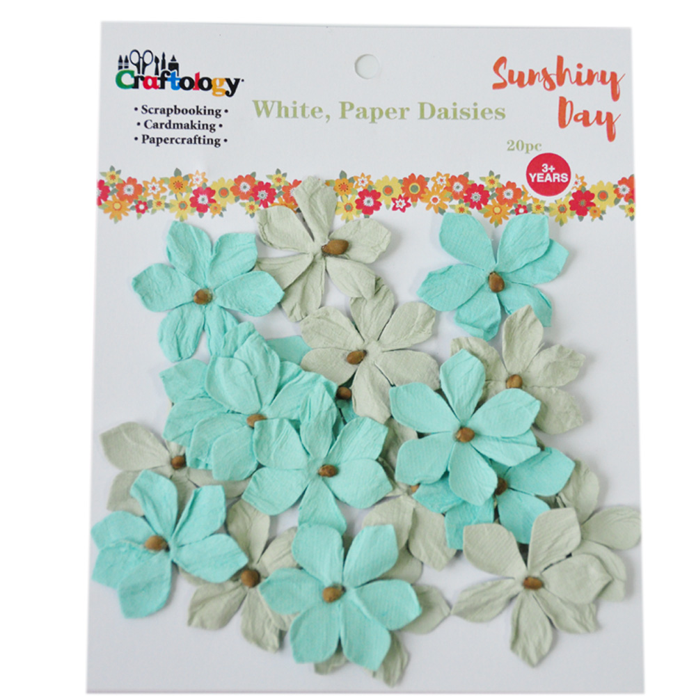 Mini Paper Flowers For Scrapbooking Mini Paper Flowers For
