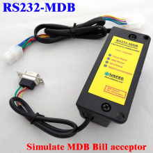 MDB Bill acceptor Connect the RS232 PC or android system to vending machine