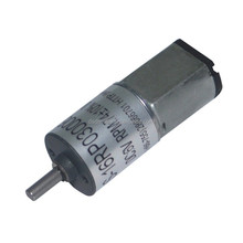 DSD-16RP030 16mm 3V 6V Low rpm DC Planetary Gear Micro Motor for electric welding machine