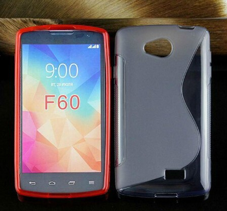 In Stock S-line matte Gel Soft TPU Case Cover for LG F60 Mix Colors