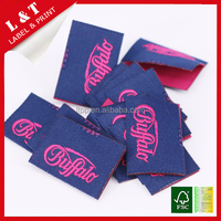 high density grosgrain ribbon private label clothing