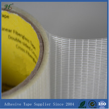 Wholesale hot melt adhesive Fiberglass drywall joint tape for heavy carton sealing
