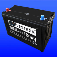 Super Automotive Start Power 12V 100ah Lead Acid Mf Truck/ Car Battery
