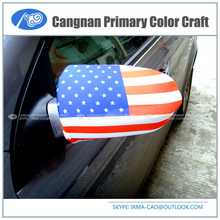 New type national design cover fans product Flag car mirror cover