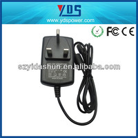 10w wall mount power adapter with alibaba china supplier yidashun/ YDS, powerline network adapter for cctv ,led strips