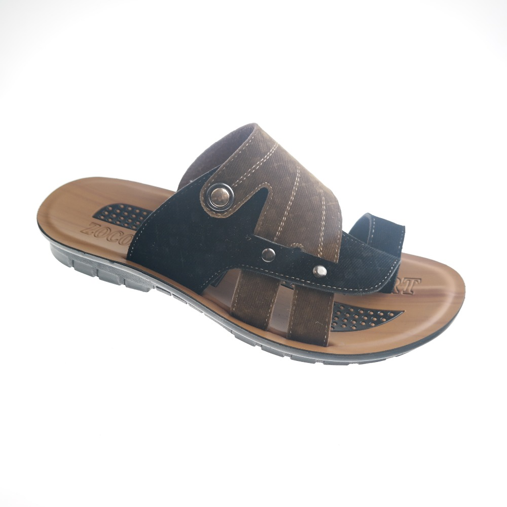 2017 New Design Latest Flat Sandals For Mens Pictures