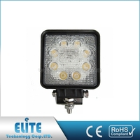 Super Quality High Intensity Ce Rohs Certified Auto Led Work Light Wholesale