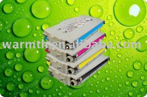 Color toner cartridge compatible for Brother TN04