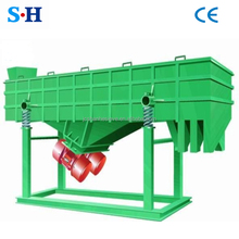Large Capacity Linear Vibrating Screen for sand