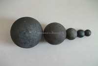 rolled steel balls grinding media/forged grinding ball/forged steel ball for ball mill