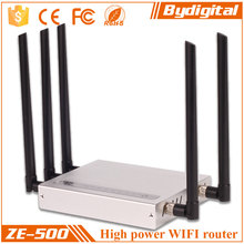 Bydigital 2.4GHz wireless router 300Mbps wifi hotspot with rj45 wan port wireless router