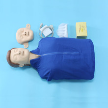 BIX-CPR260 Advanced PVC realistic computer-controlled human Half Body CPR Model Manikin
