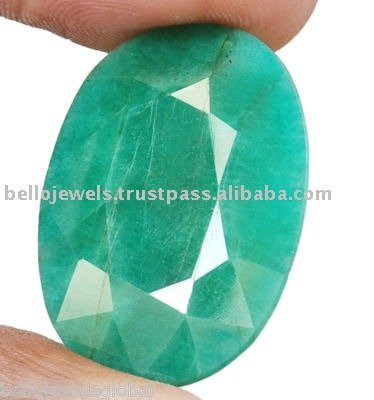 Brazil and Colombian Emeralds - Naturale Emeraude Gemstone