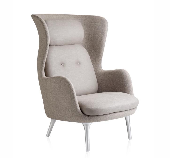 jaime hayon ro lounge chair danish design furniture modern classic