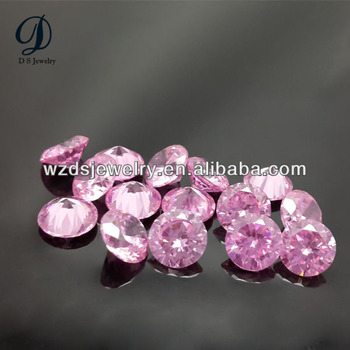 Wholesale China manufacture loose cubic zirconia diamond gems jewelry