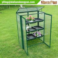 Small Aluminium Agricultural Greenhouse