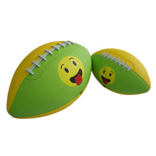 High Quality Official Size Custom Soft custom made american footballs