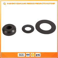 Customized Size Food Grade High Temperature Resistance Silicone Rubber Gasket