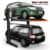 Two Posts Mechanical 2 Floors double parking car lift