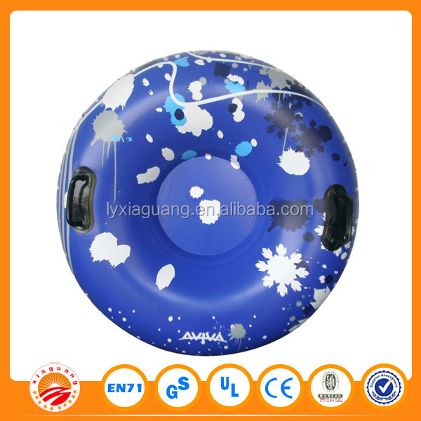 2015 inflatable led snow tube duty inflatable snow tube for kids and adults