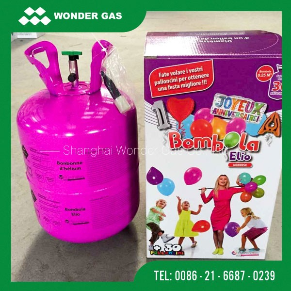 Hot Sale Helium Tank For Balloons