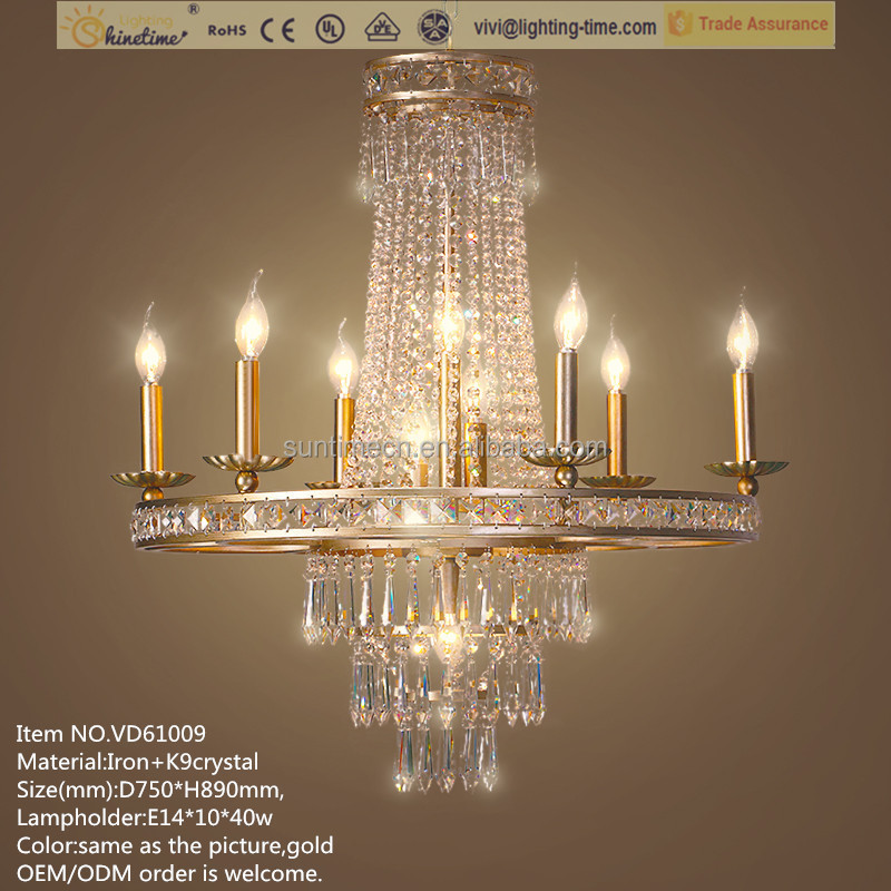 2016 Crystal Chandelier Pendant Lights
