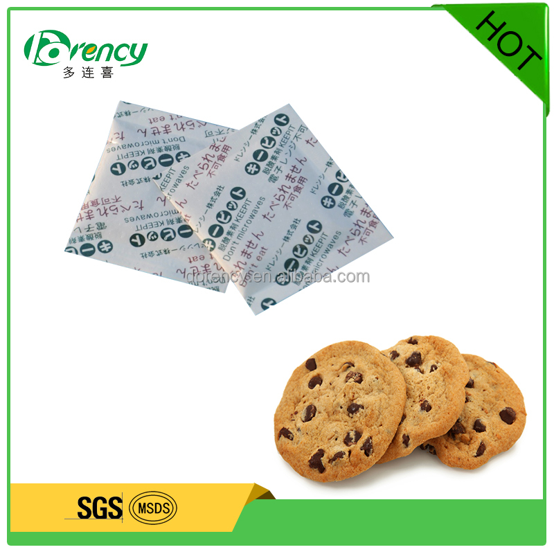 iron powder oxygen absorber 300CC for food