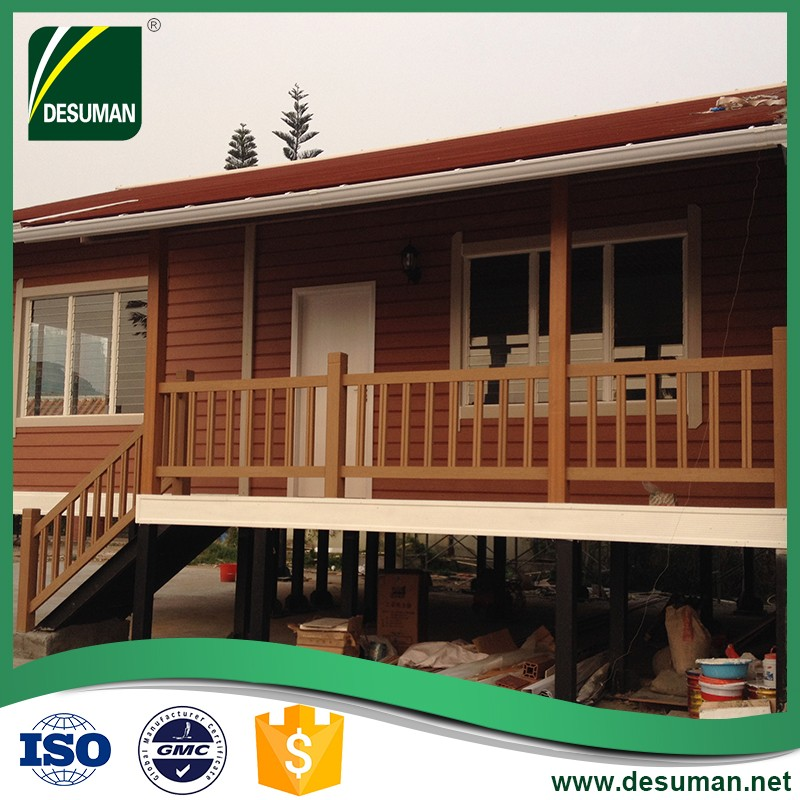 Good insulated Real Estate well designed prefab house