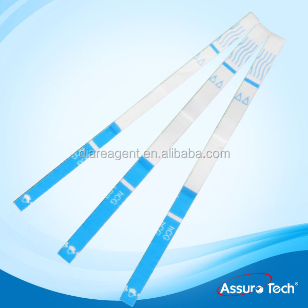 Medical diagnostic pregnancy rapid test Strip