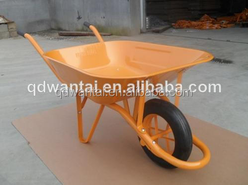 WB6400 wantai motorized hands tools wheelbarrows