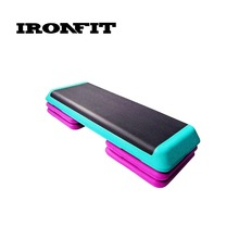 New Style Multifunctional Adjustable Fitness Aerobic Step Board